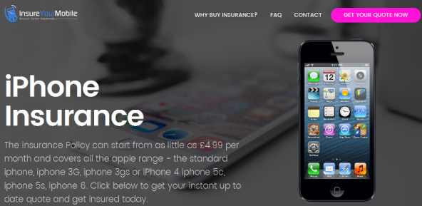 apple iphone 6 insurance