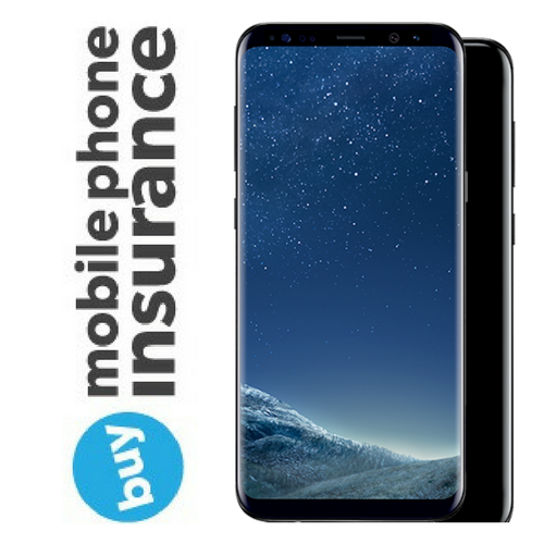 Samsung Galaxy S8 phone insurance – easy to buy cover