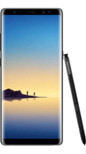 Samsung Galaxy Note 8 insurance from £9.99